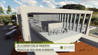 En la cuerda floja se encuentra proyecto de tren ligero en Rionegro