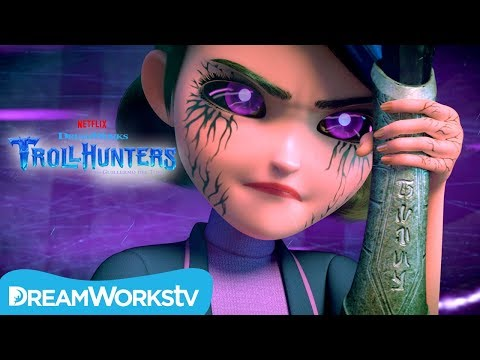 Claire's Ultimate Portal | TROLLHUNTERS