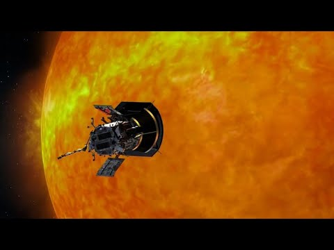 NASA counts down to historic mission to the sun