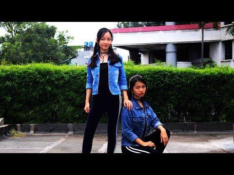 Abusadamente Remix | MC Gustta x MC DG | May J Lee | Dance Cover USD (Karina x Liah)