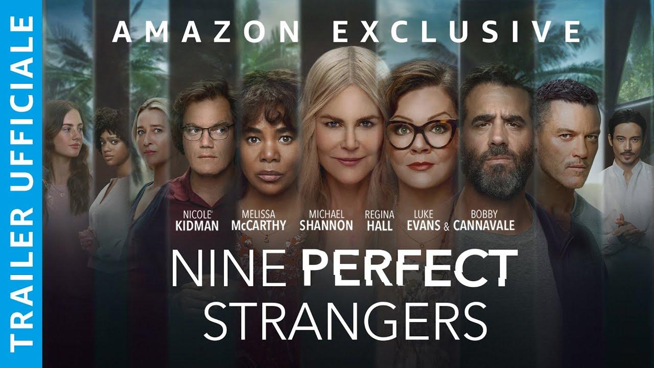 NINE PERFECT STRANGERS   TRAILER UFFICIALE   AMAZON PRIME VIDEO