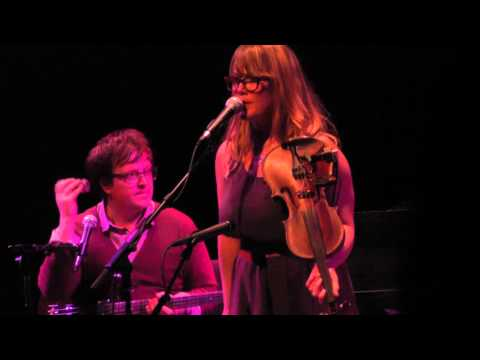 Sara Watkins 3-23-2013: 16 - You and Me - Swyer Theatre, The Egg, Albany, NY