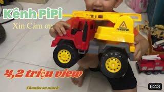 xe cứu hộ,cứu thương,cứu hoả,xe tải ... cho bé thoải mái chơi