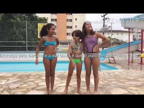 As acomodações são boas, confortáveis e ótima higiene. Desafio da piscina - YouTube