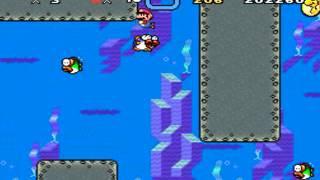 Super Mario All-Stars + Super Mario World - Super Mario All-Stars  Super Mario World (SNES) (with fails) - User video