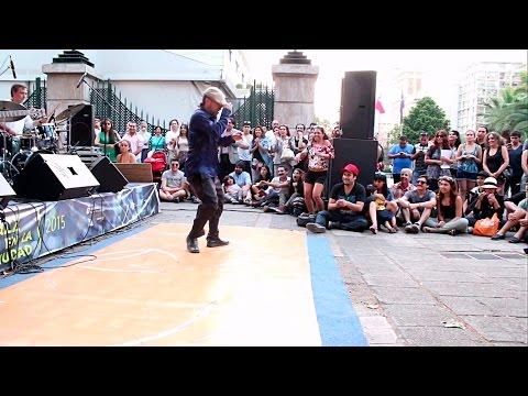 Bakan + improvisación & baile - Pedro Foncea (Jazz en la Ciudad)
