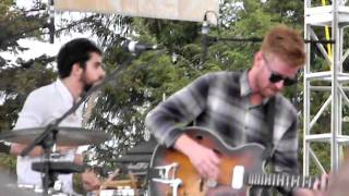 Cold War Kids - Hang Me Up to Dry Albany Tulipfest 2011