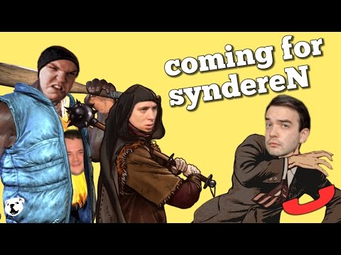 TI Winners Are Coming For SyndereN