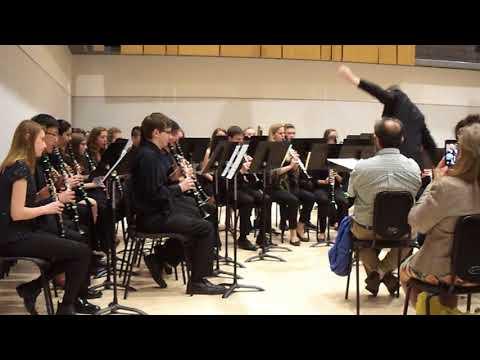 Jupiter - Gustav Holst - Clarinet Choir