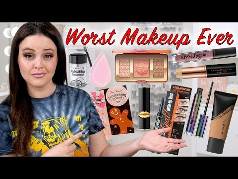 20-worst-makeup-products-from-20-brands-in-under-20-minutes!