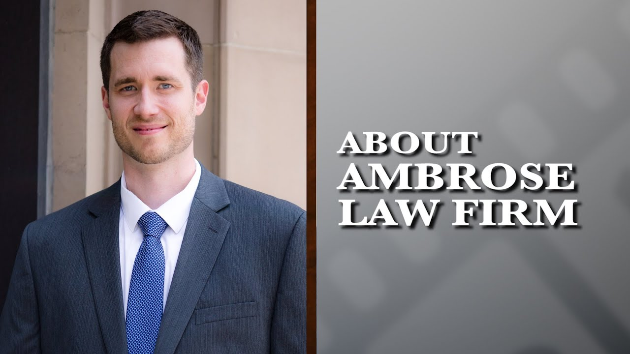 About - Ambrose Law Firm, PLLC