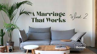 A Marriage That Works, Kirk Yamaguchi - 9 AM 5/9/21 CVVC Livestream