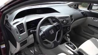 2012 Honda Civic - EX Sedan 4D Las Vegas, Henderson, North Las Vegas, Reno, Carson City La