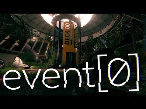Event 0 Gameplay - The Space Garden, Unlocking The Bridge - Event[0] Playthrough Part 2