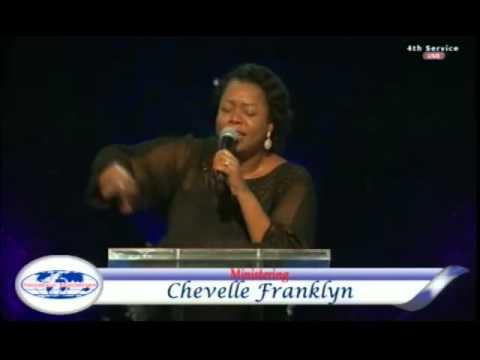 Chevelle Franklyn - Jamaican Praise @ Salvation Ministries