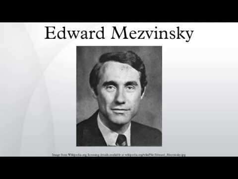 Edward Mezvinsky