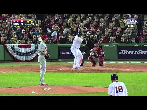 Red SoxCardinals Game 1 World Series Highlights 2013