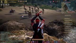 Black Desert Online: Ninja Awakening Showcase Gameplay