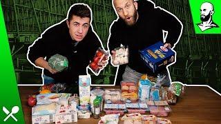 Das isst Kilian in seiner Diät! Wochen-Einkauf bei LIDL!