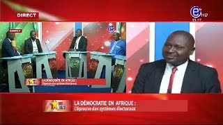 237 LE DÉBAT DU 04/12/2019 (DÉMOCRATIE EN AFRIQUE) EQUINOXE TV