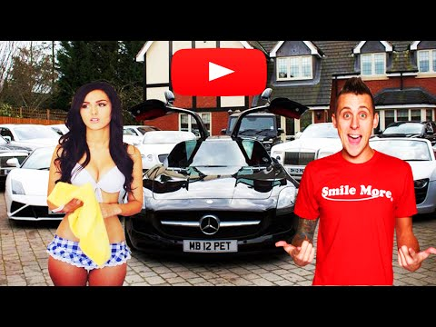 Top 10 Most Expensive Youtuber Homes Kwebblekop Faze
