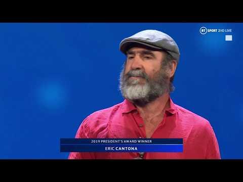 Eric Cantona 5 Cose Sul Discorso Tenuto Dal Calciatore Francese Durante I Sorteggi Dei Gironi Di Champions League L Ultimo Uomo