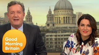 University Bans Lecturers From Using Capital Letters | Good Morning Britain