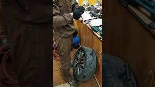 Самостійний ремонт безкамерної шини набором Don Deal