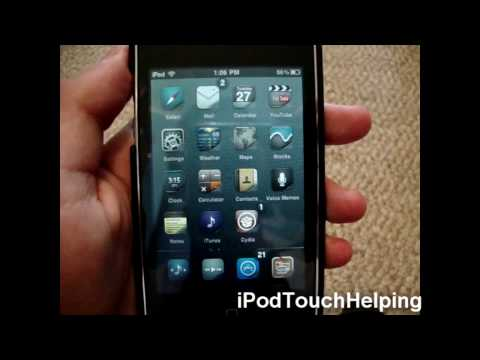 (iOS4) MP2 Theme Review for iPod Touch & iPhone thumbnail