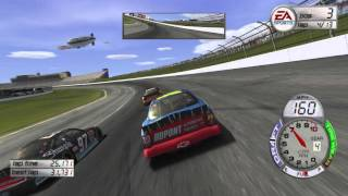 NASCAR THUNDER 2003 - Jeff Gordon @ Kansas - 1080p 60fps