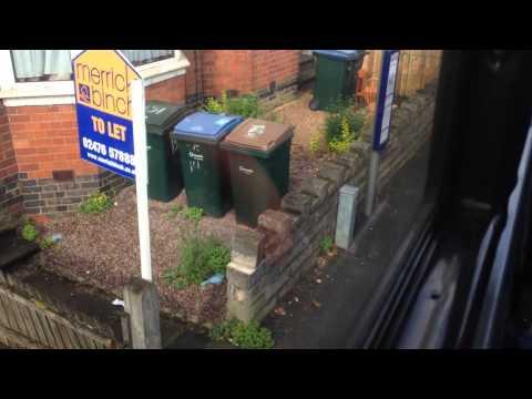 Coventry City roads UK