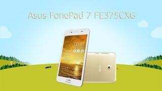 обзор планшета Asus Fonpad 7 FE375 Series