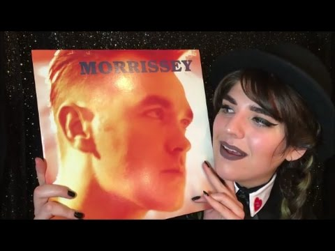 My Morrissey Record Collection