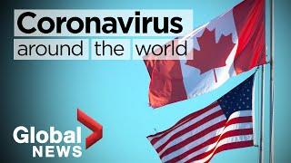 Coronavirus around the world: July 15, 2020