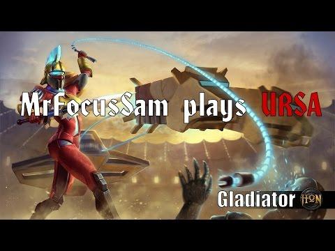 MrFocusSam plays URSA - Arctos Gladiator