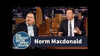 The Tonight Show cancels Norm Macdonald