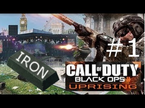 CALL OF DUTY: BLACK OPS 2 UPRISING DLC #1 [IRON] [HD] ENCORE