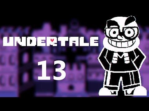 Northernlion Plays - Undertale - Episode 13 [Twitch VOD]
