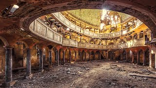 10 Abandoned Places That Will Blow Your Mind