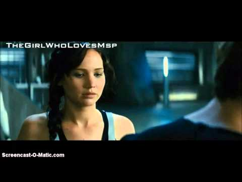 Catching Fire - Finnick Ties Knot [Deleted Scene]