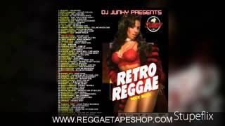 DJ JUNKY   RETRO REGGAE MIX 2014