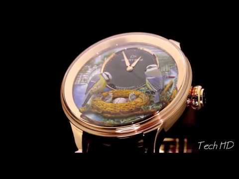 Top 5 Most Creative Watches Ever Created online video cutter com