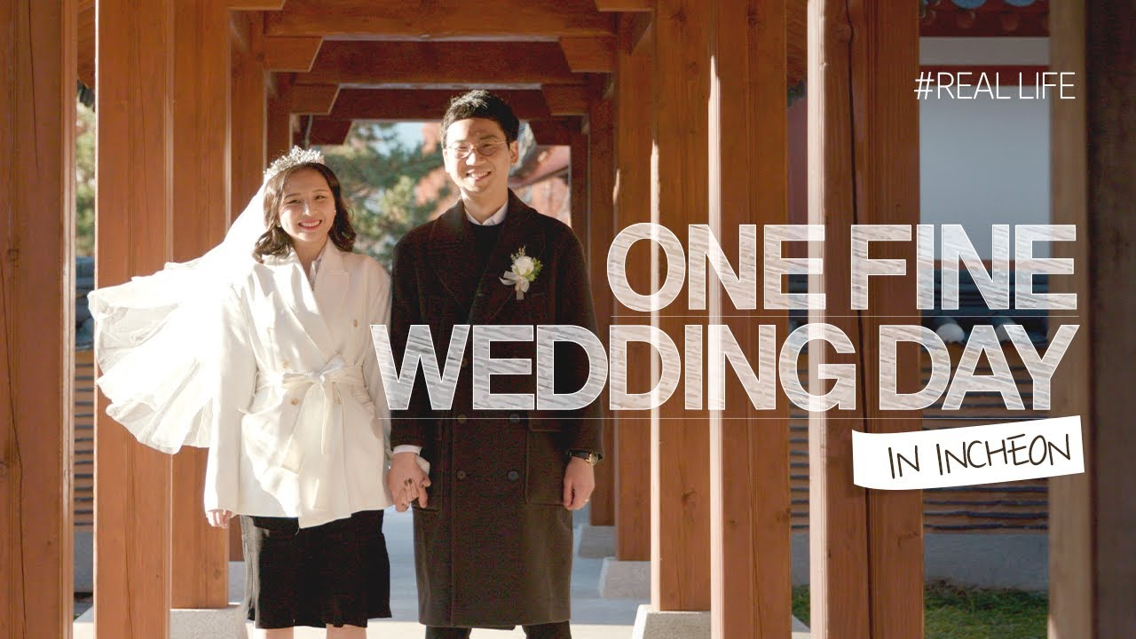 Special DIY wedding picture trip by Korean-Malaysia international couple [Real Life]