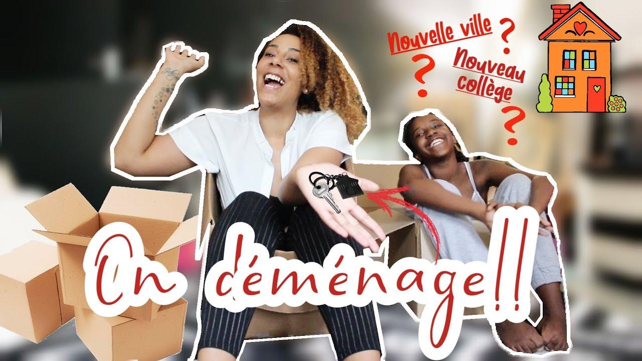 ON DÉMÉNAGE EN 15 JOURS!! Goodbye PARIS