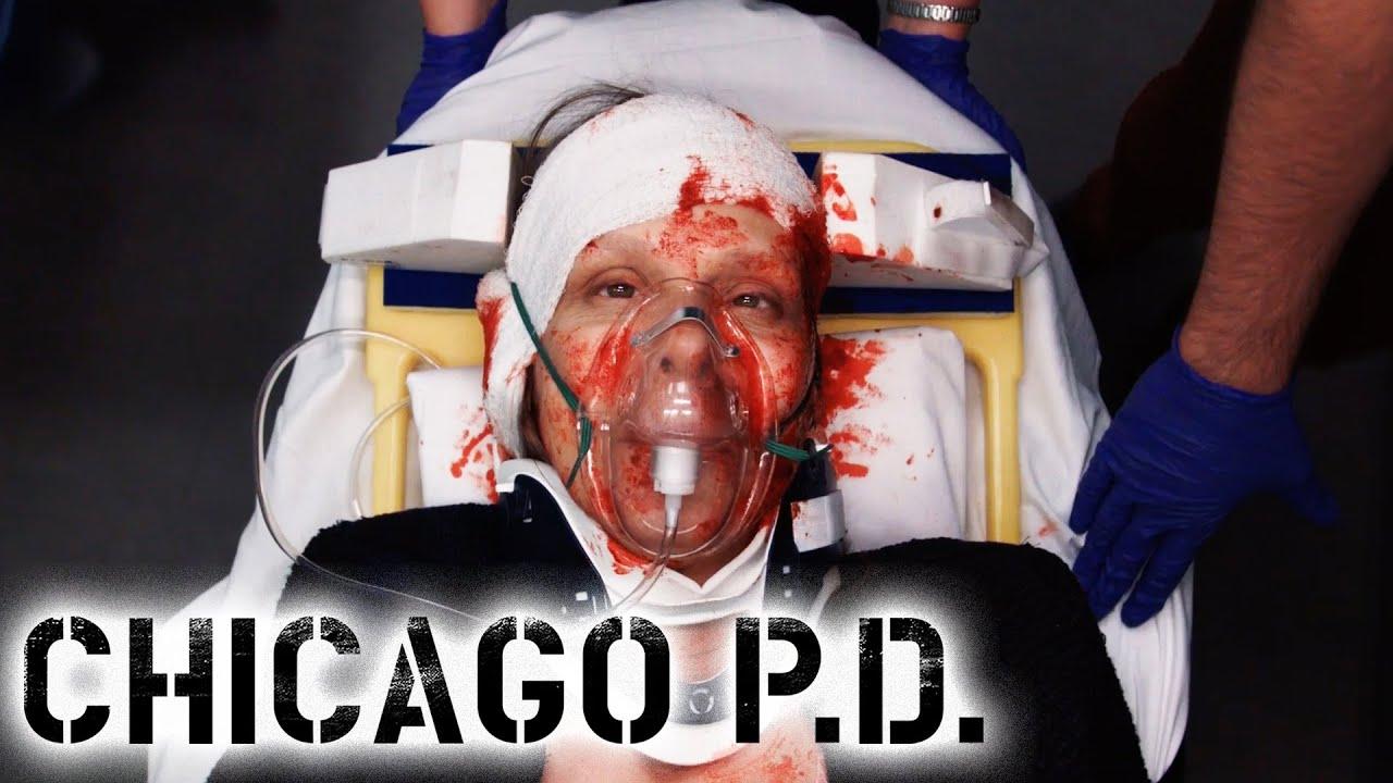 Download Lt. Platt ATTACKED | Chicago P.D.