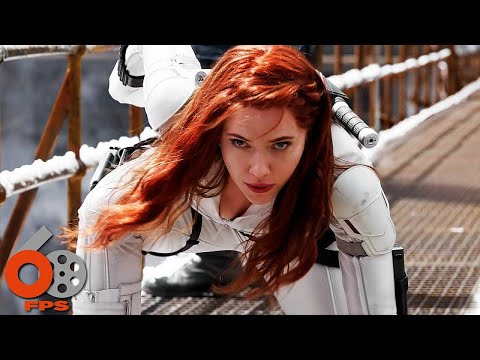 Чёрная Вдова — Специальный русский трейлер (2020) 60 FPS