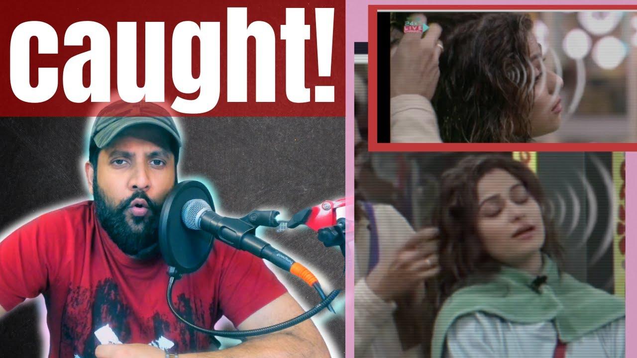 Download Shamita Shetty gets caught Red-Handed & exposes Bigg Boss OTT!   Akassh Reacts