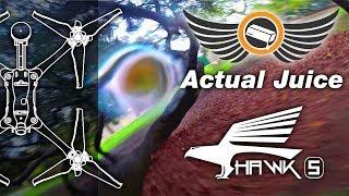 Emax - Hawk 5 + ButterFlight