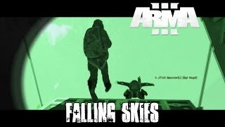 Op MAKO Mission 1 - Falling Skies - ArmA 3 Navy SEALS Co-op Gameplay