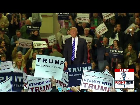 FULL Speech: Donald Trump Holds Rally in Claremont, NH (1-5-16 ...